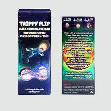 Buy Trippy Flip Chocolate bar